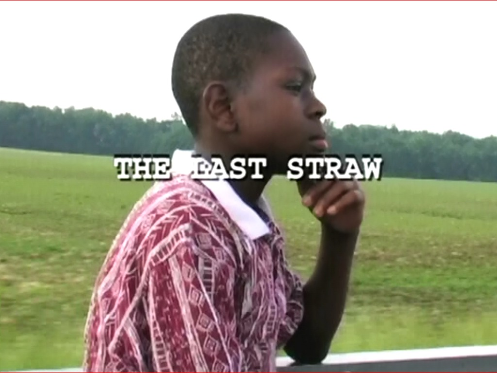 The Last Straw's video poster