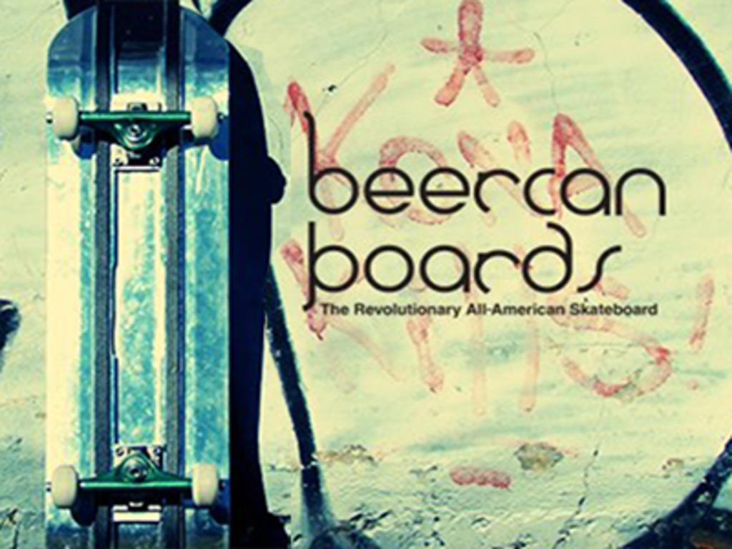Beercan Boards - The Revolutionary All-American Longboard's video poster