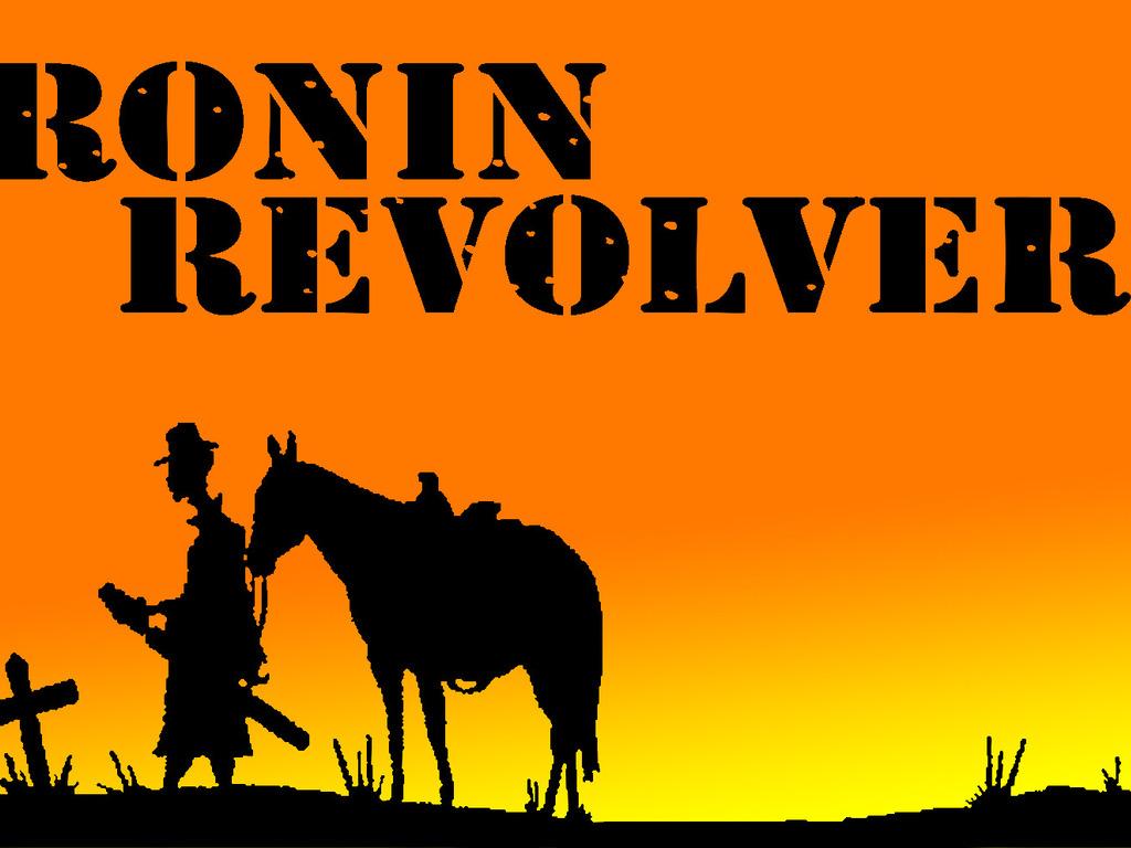 Ronin Revolver's video poster