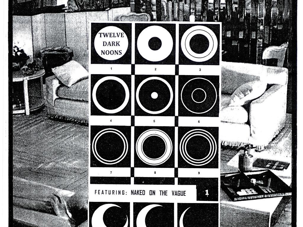 TWELVE DARK NOONS's video poster