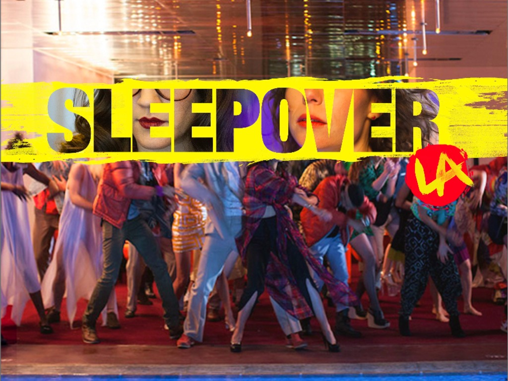 SLEEPOVER LA: A POP-DRAMA WITH DANCE SET IN DOWNTOWN LA's video poster