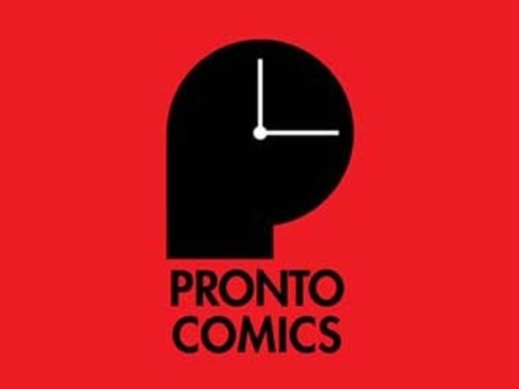 Pronto Comics Project's video poster