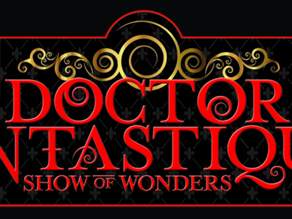 Doctor Fantastique's Show of Wonders magazine's video poster