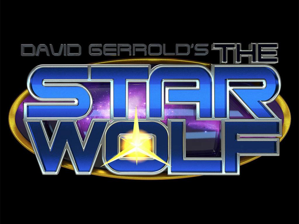 David Gerrold's THE STAR WOLF's video poster