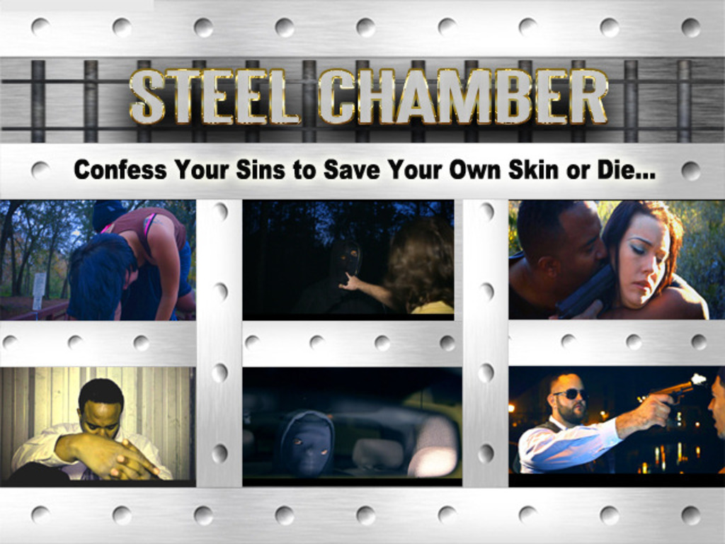 Steel Chamber - A New Suspense/Thriller Feature Film's video poster