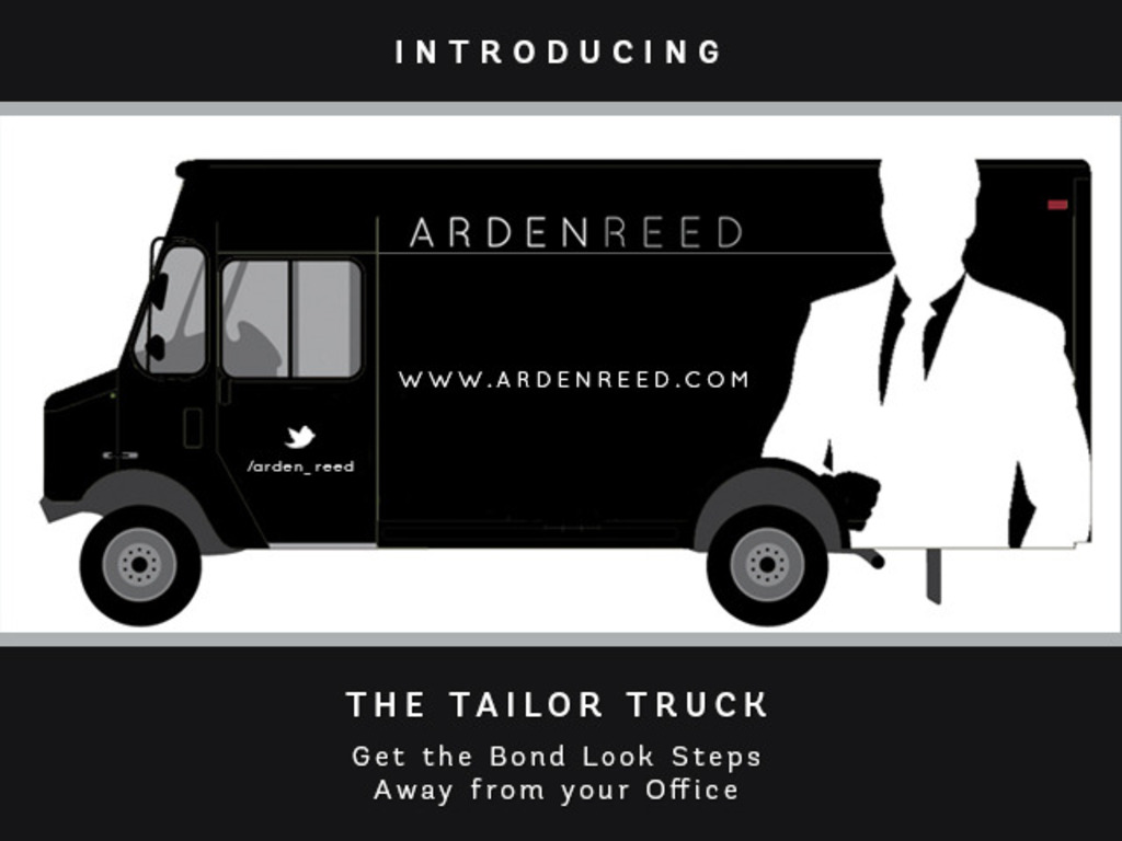 The Tailor Truck with 3D Body Scanning: The Future of Custom's video poster