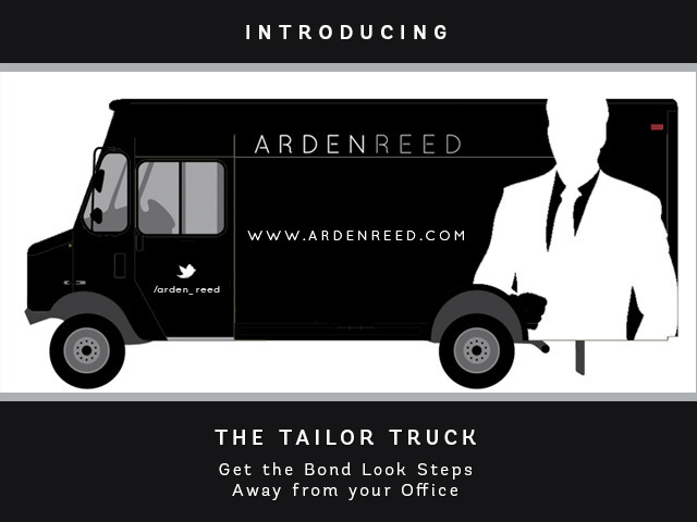 The Tailor Truck with 3D Body Scanning: The Future of Custom