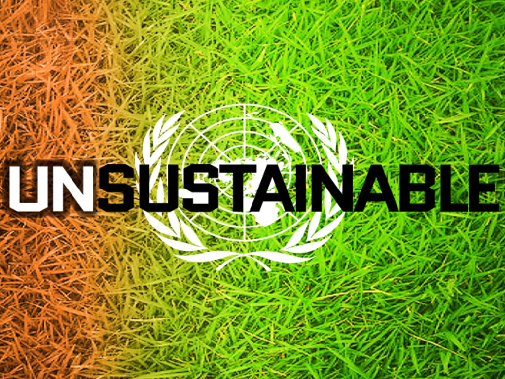 UNSUSTAINABLE - Revealing the Truth Behind Agenda 21's video poster