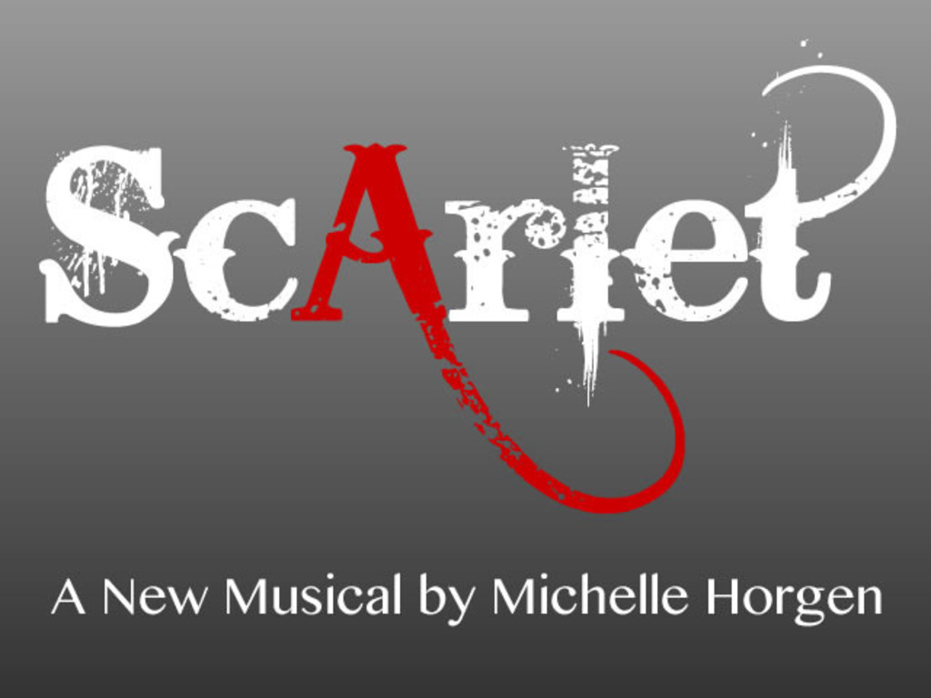 Scarlet the Musical: A story of forbidden love's video poster