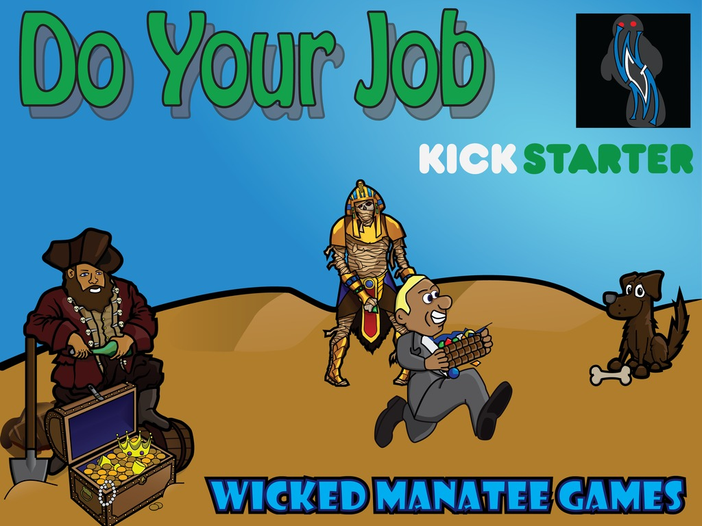 Do Your Job - The Card Game's video poster