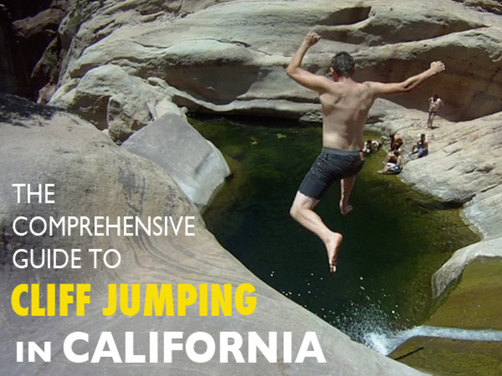 The Comprehensive Guide to Cliff Jumping in California's video poster