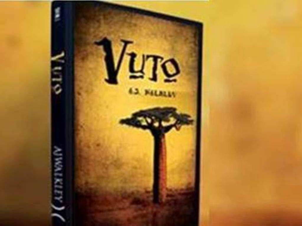 VUTO: a novel about Africa, women & the Peace Corps's video poster