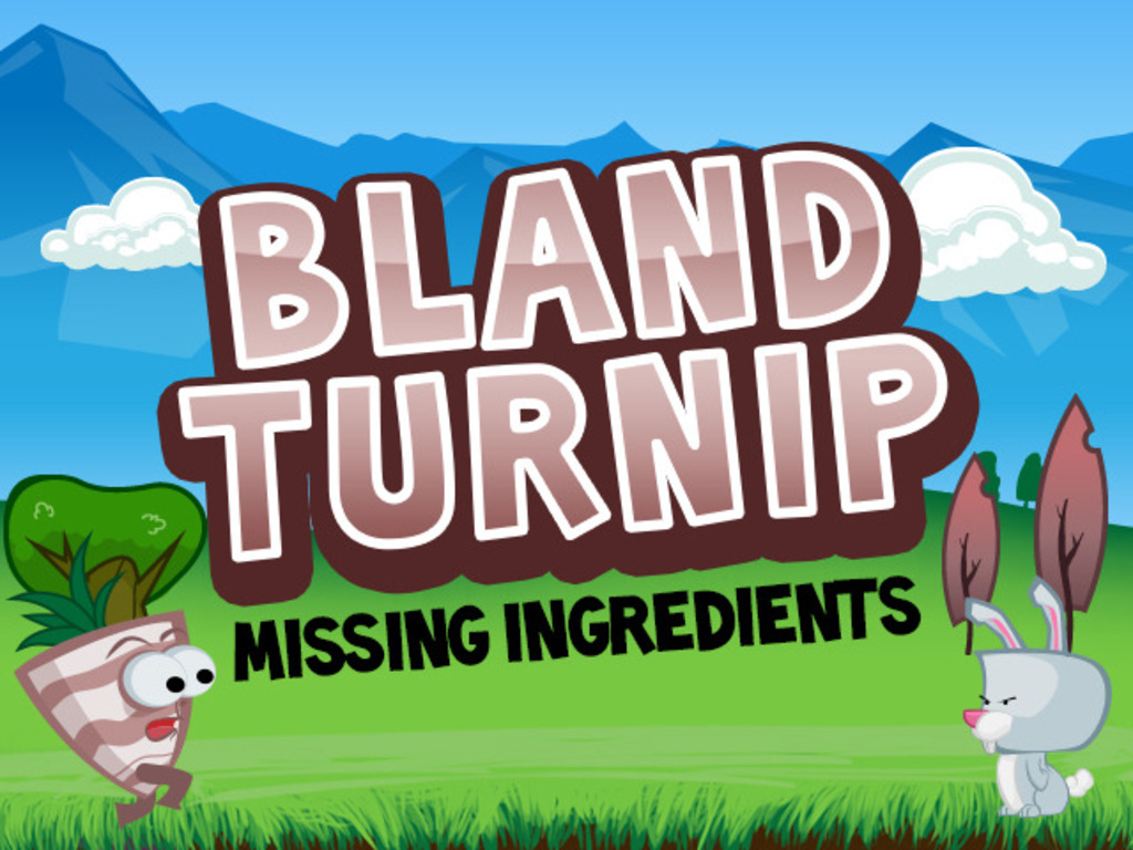 Bland Turnip: Missing Ingredients's video poster
