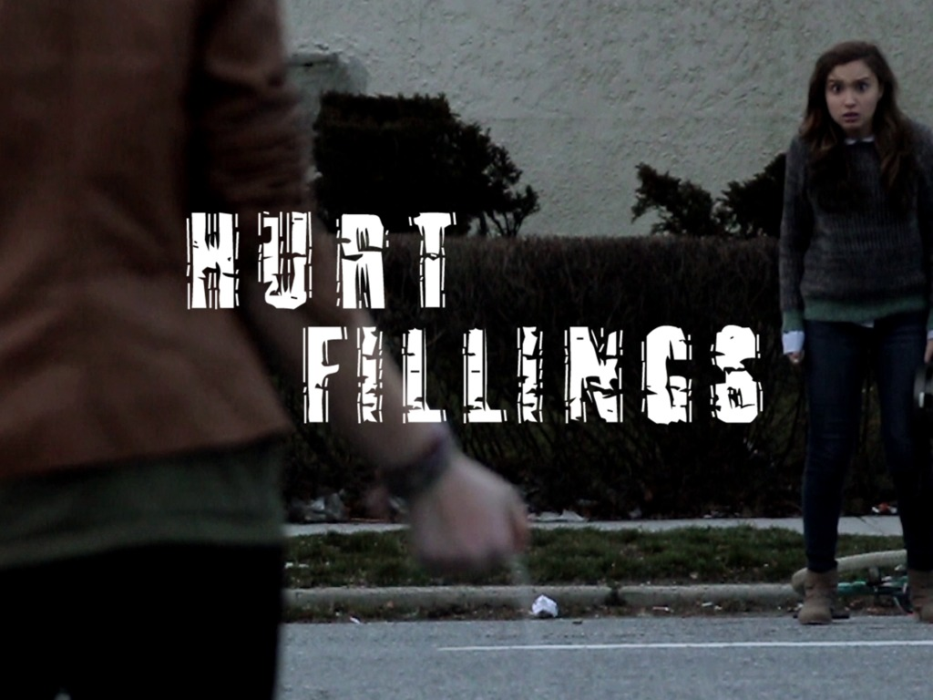"""Hurt Fillings"" Short Film's video poster"