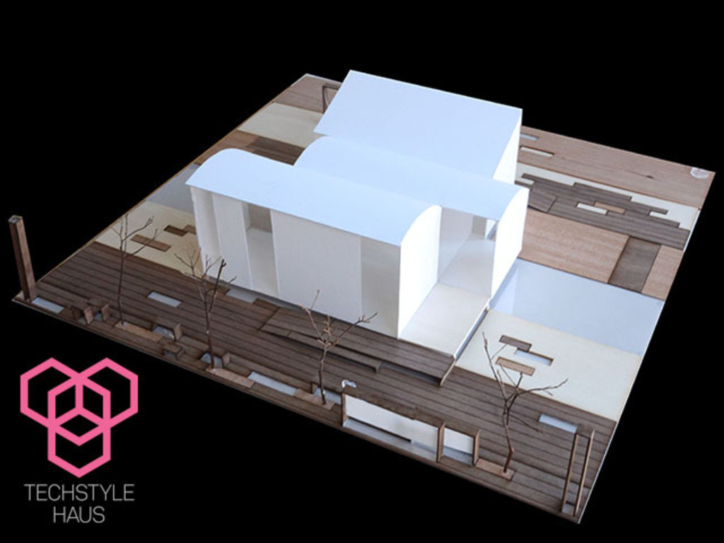 TECHSTYLE HAUS -  Solar Decathlon Europe 2014's video poster