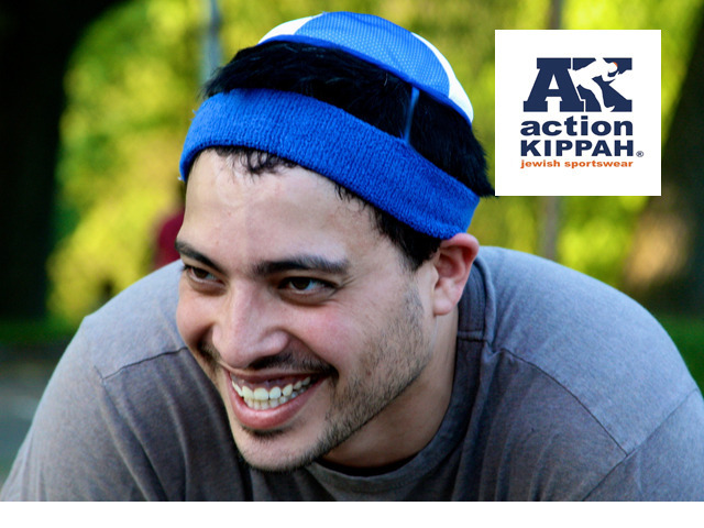 Action Kippah - Leveling The Field For Jewish Athletes by Ber Cohen — Kickstarter