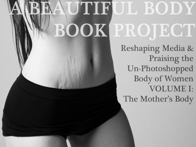 Un proyecto de cuerpos hermosos sin photoshop