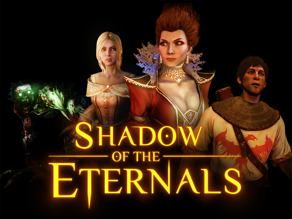 Shadow of the Eternals (Canceled)'s video poster