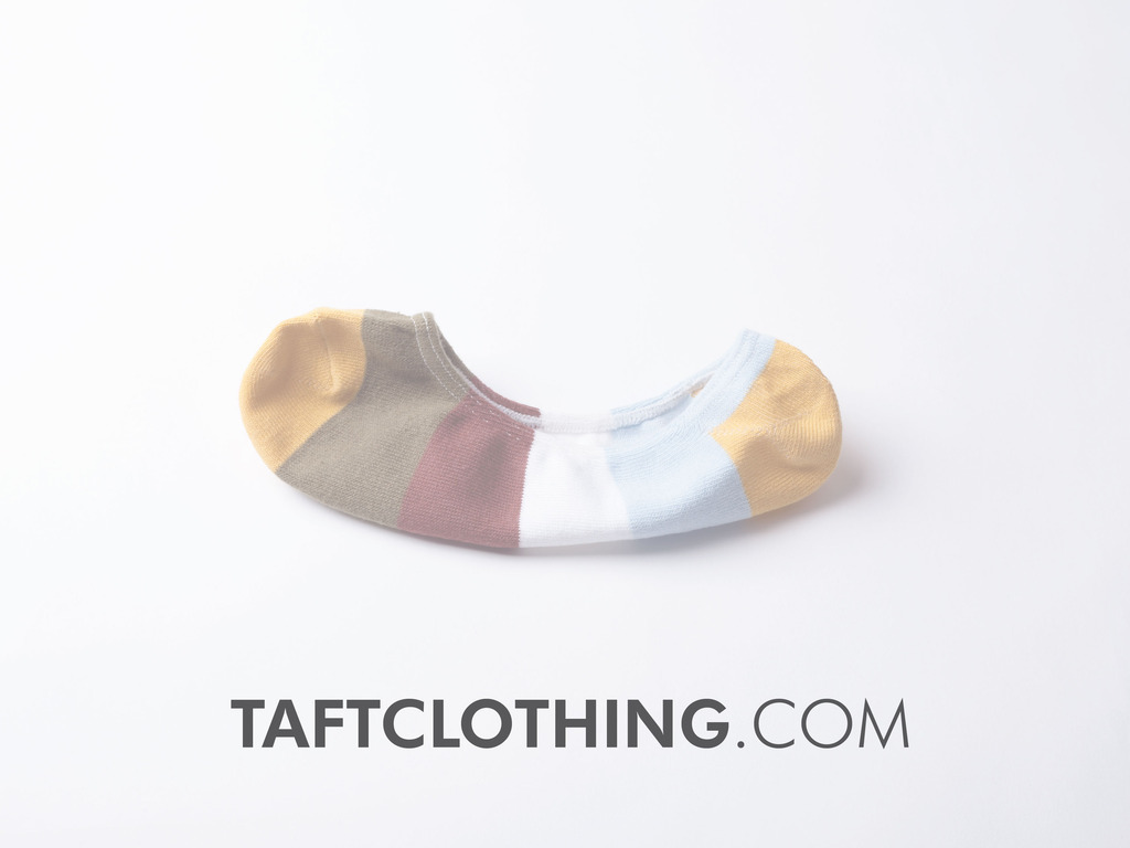 Wimbleys: A True No-Show Fashion Sock by TAFT's video poster
