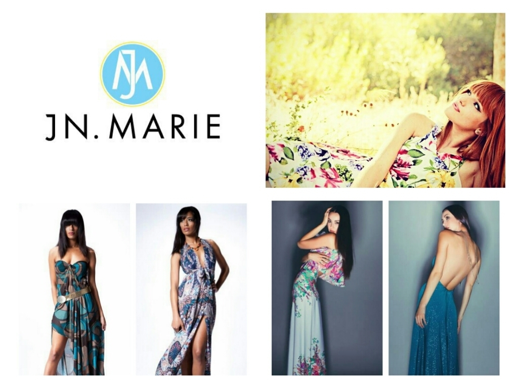 JN MARIE FASHION SS14 COLLECTION's video poster
