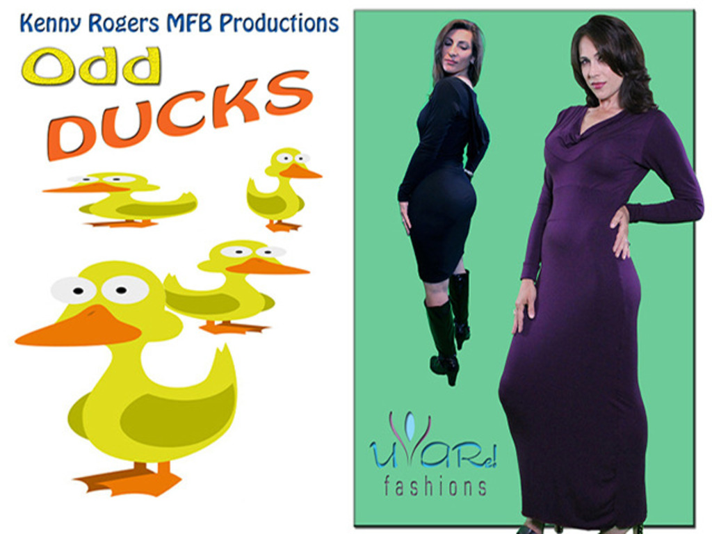 Kenny Rogers and wife launch fashion line & Odd Ducks pilot's video poster