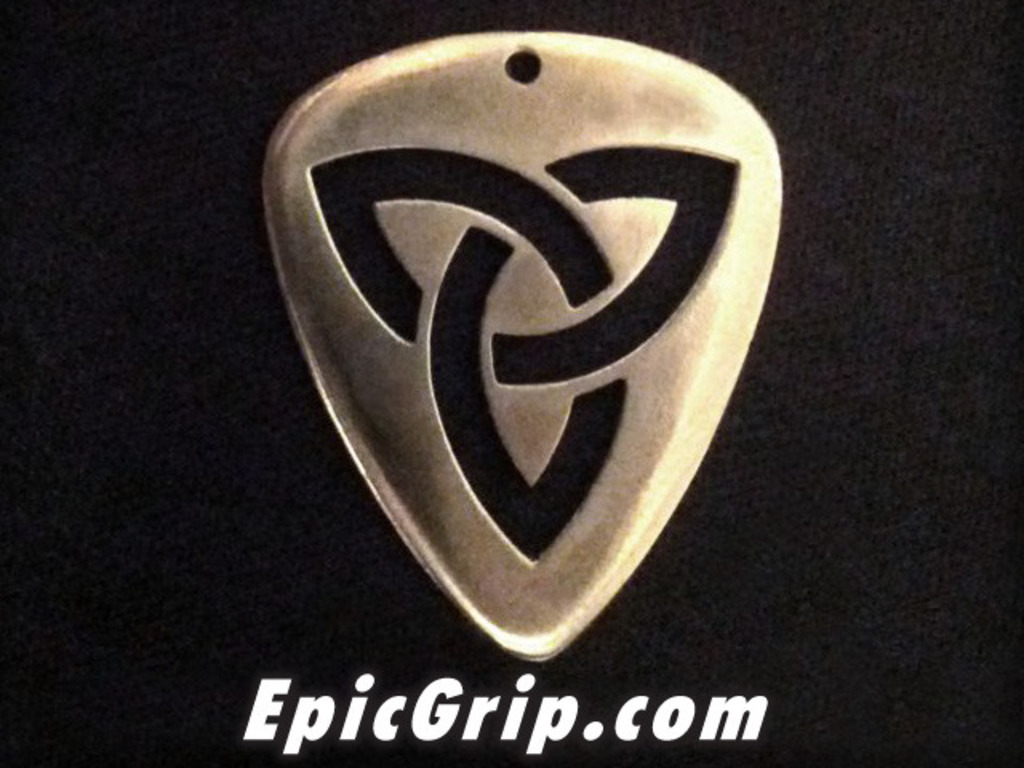 EpicGrip - The Premium Titanium Guitar Pick's video poster