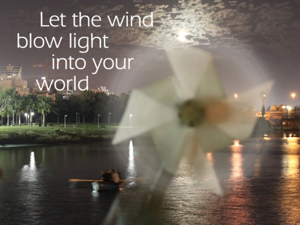 WindyLight™ - Wind Operated Outdoor Lights's video poster