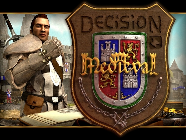 decision medieval an epic hackandslash video game by
