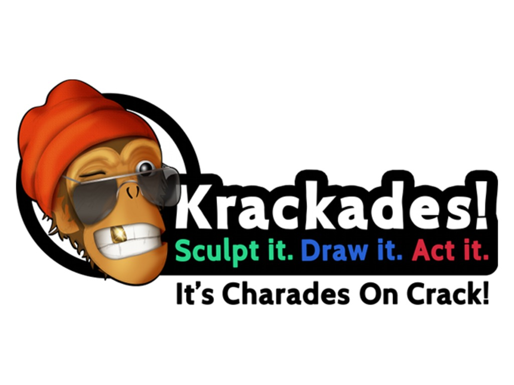Krackades! It's Charades On Crack!'s video poster