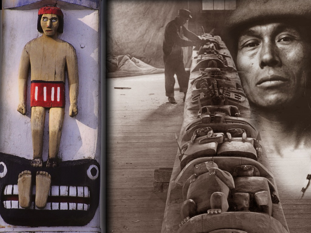""""""" The Life of William Shelton, a Tulalip Indian"""" Documentary's video poster"""