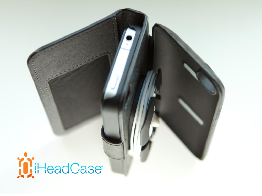 iHeadCase: Cases with Concealed Headphone Storage Systems's video poster