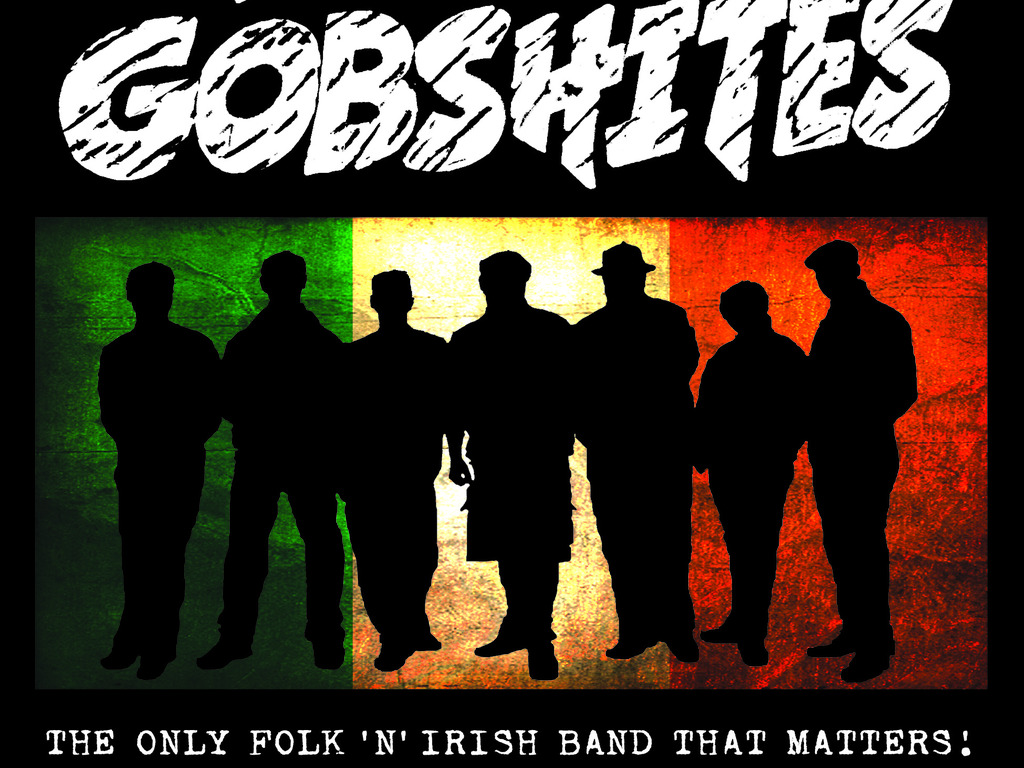 Send The Gobshites 2 Ireland 2 Record W/ A Pogue & A Ramone!'s video poster
