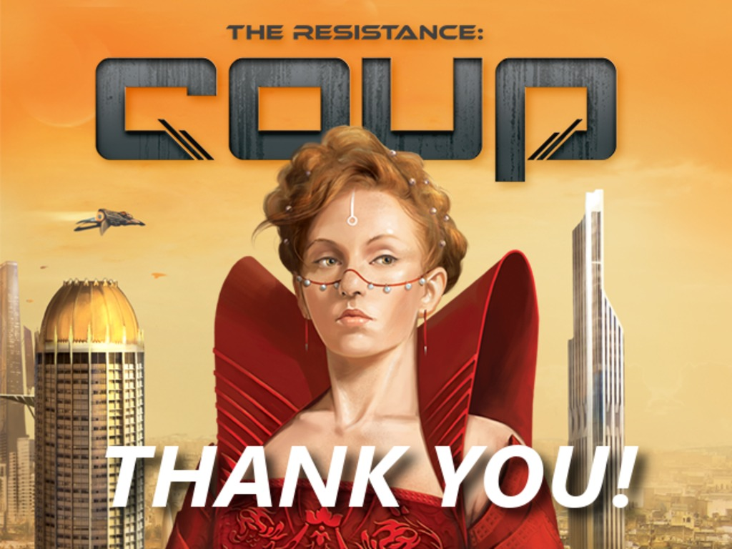 Coup - bluff & deception in the world of The Resistance's video poster