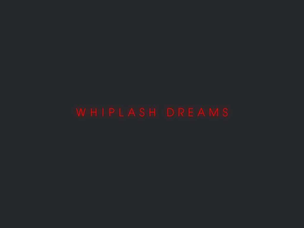 Whiplash Dreams : The First Cinematically-Released Album's video poster