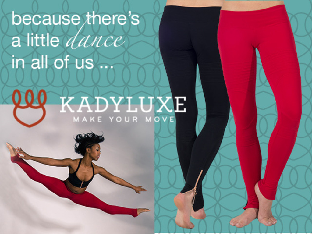 KADYLUXE - Inspired by dance, protected by technology's video poster