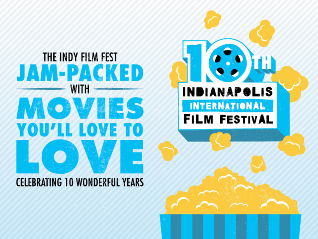 Indy Film Fest :: 10 Years of Stirring Stories's video poster