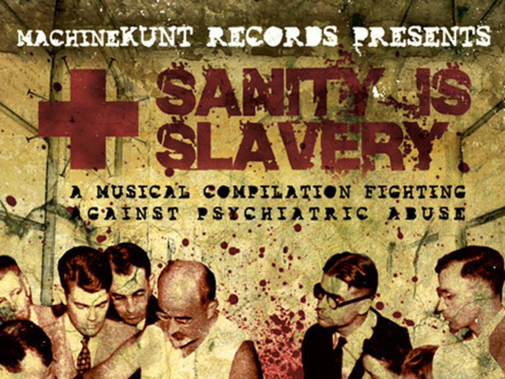 Sanity is Slavery's video poster