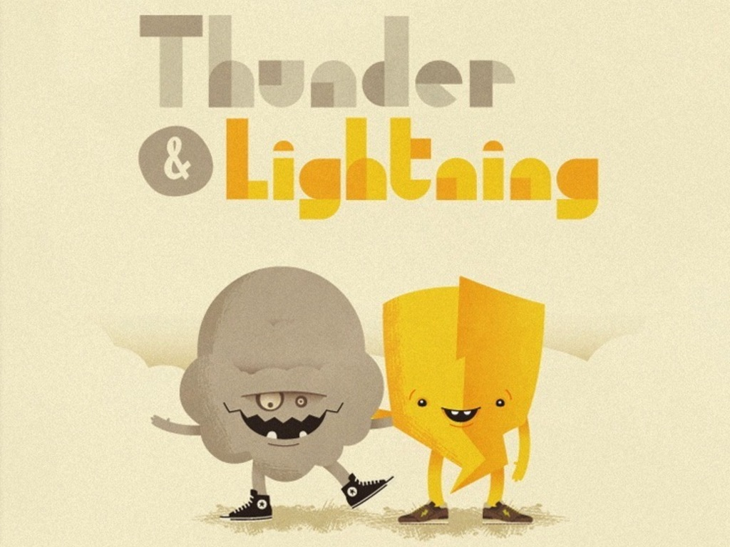 Thunder and Lightning: A Story for a Stormy Night's video poster