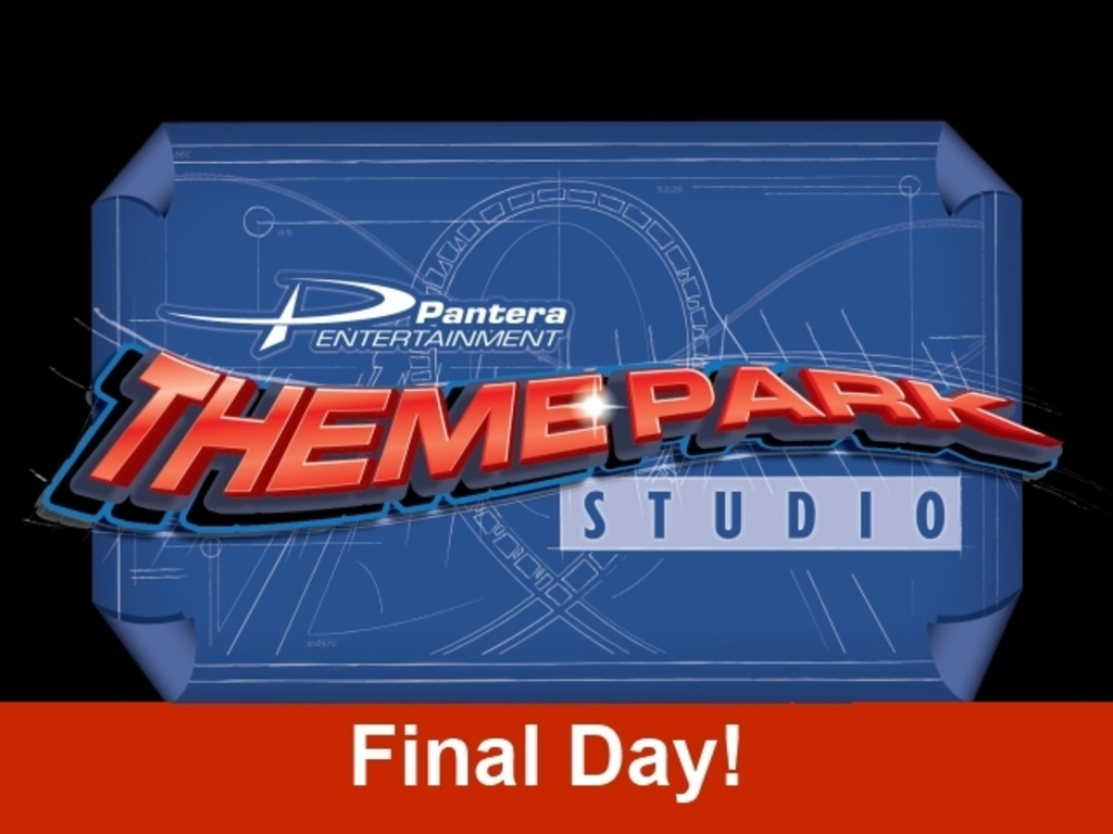 Theme Park Studio - Create the Ultimate Theme Park!'s video poster