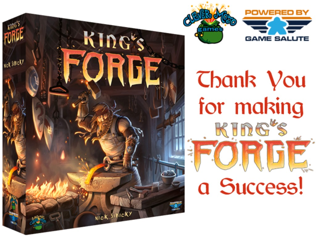 King's Forge's video poster