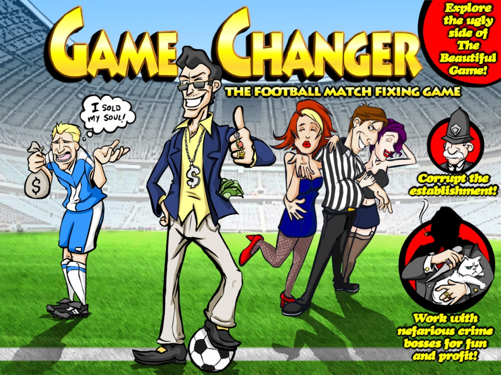 Game Changer - The Football Match Fixing Game's video poster