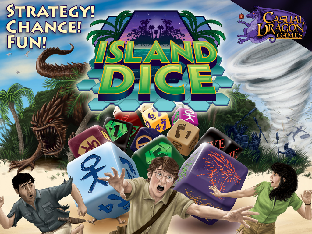 Island Dice - Survive the Players, the Island, and the Dice.'s video poster