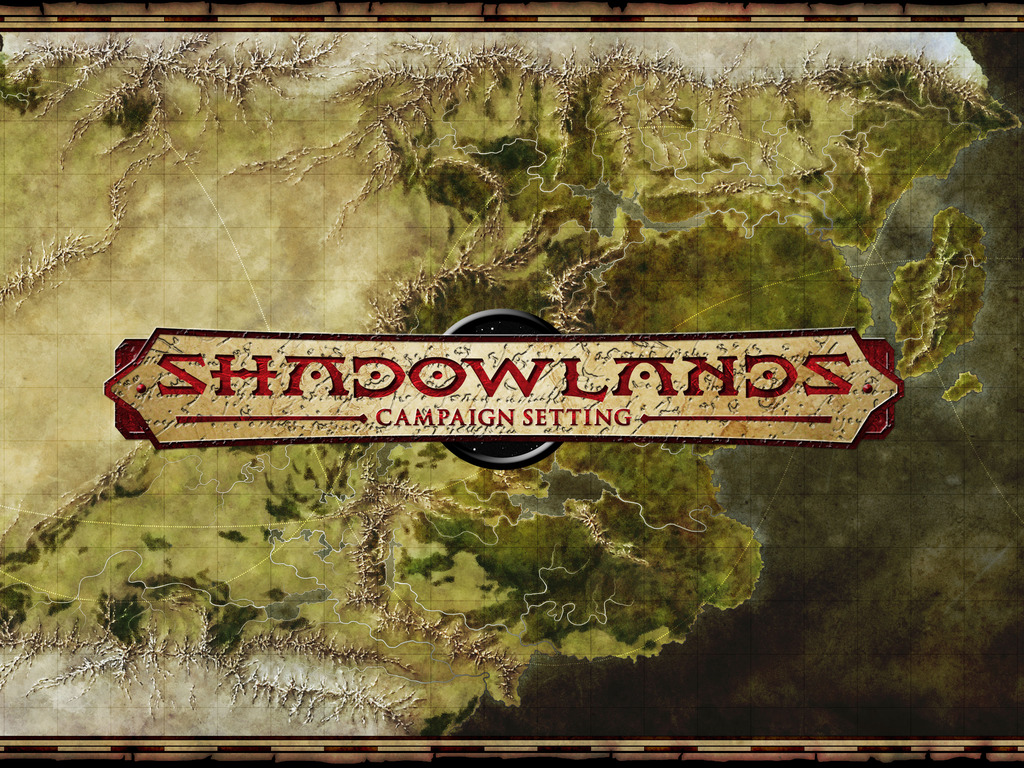 Shadowlands: Epic Fantasy Sci-Fi Mashup Setting's video poster