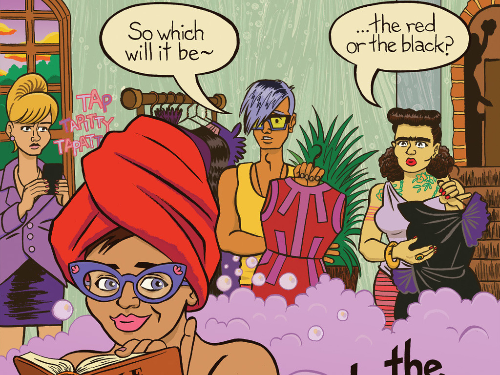 The Strumpet: A Transatlantic Flight of Comics Fancy!'s video poster