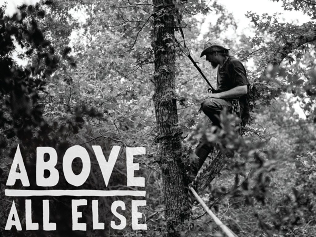 ABOVE ALL ELSE - A Keystone XL pipeline documentary's video poster