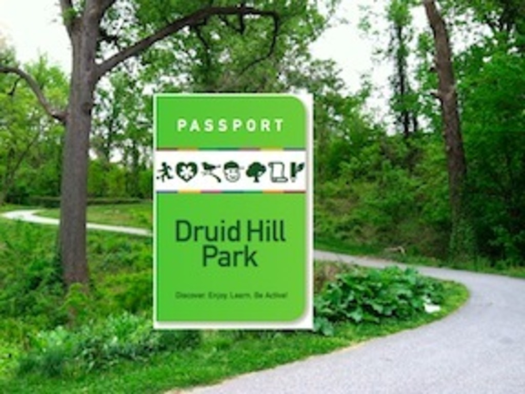 Druid Hill Park Passport: Discover; Enjoy; Learn; Be active!'s video poster