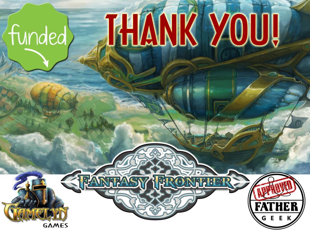 Fantasy Frontier's video poster
