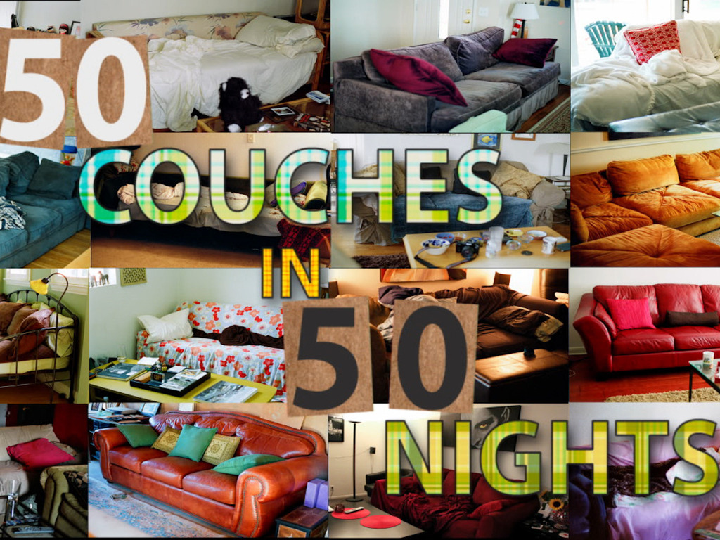 50 Couches in 50 Nights's video poster