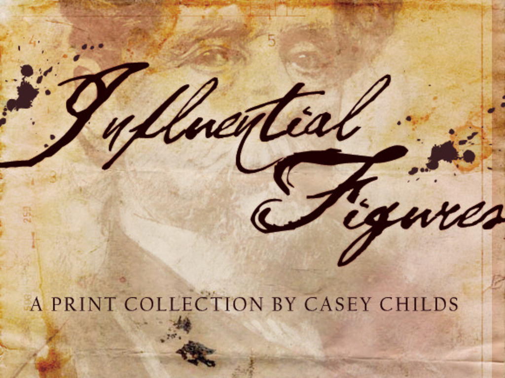 """Influential Figures"" Drawing Prints Box Set's video poster"