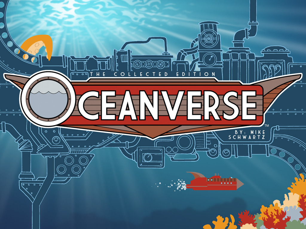 Oceanverse: The Collected Edition's video poster